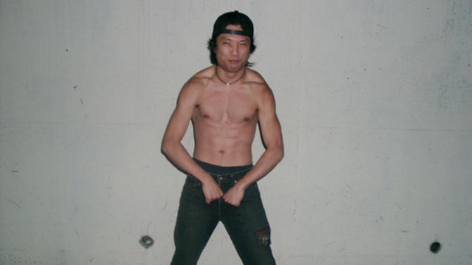 Posing 1