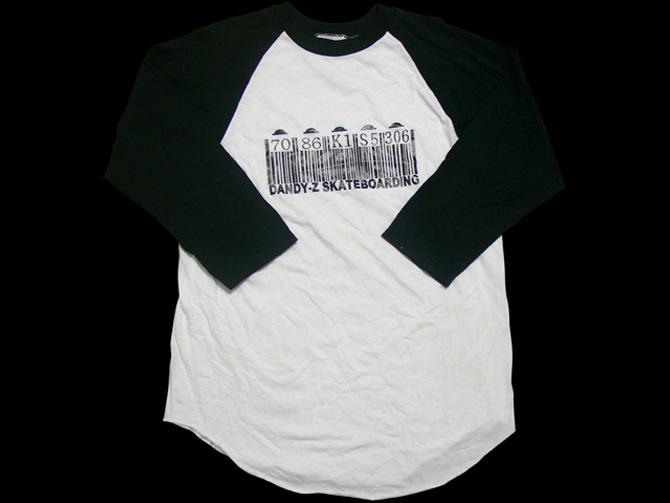 Dandy-z ラグランTシャツ 1