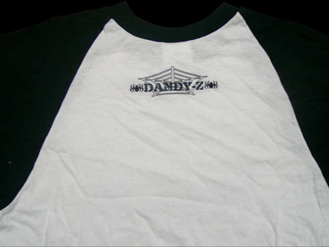 Dandy-z ラグランTシャツ 2